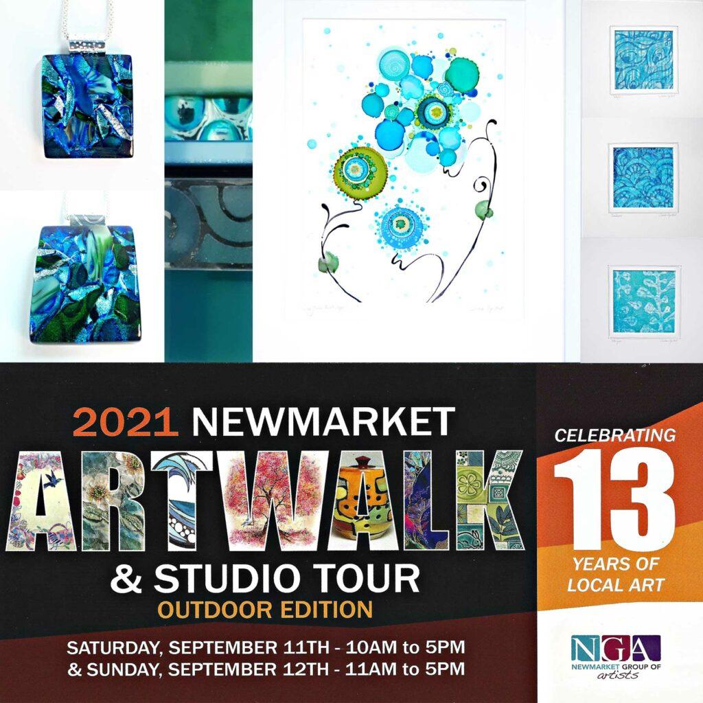 Newmarket Studio Tour: September 11th - 12th